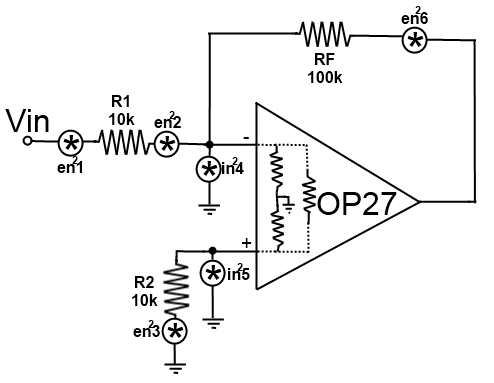Opamp Noise Model